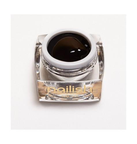 Gel -UV - LED- Paint -Nailish- Achromatic- Black- 5 ml