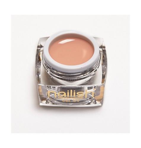 Gel -UV- LED- Color- Nailish- Light- Nude- 5 ml
