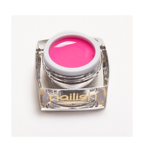 Gel -UV - LED- Color- Nailish -Pink -5 ml