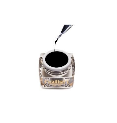 Gel -UV-LED- Nail- Art- Spider -Black- 5 ml