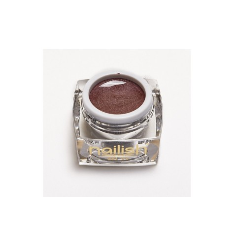 UV -LED- Gel -Cat- Eye- Nailish -Dark- Red -5 ml