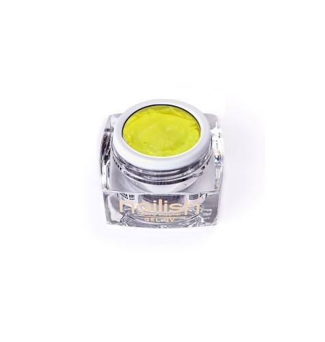 Gel -U-/LED- PlastArt- Nailish- Yellow- 5ml
