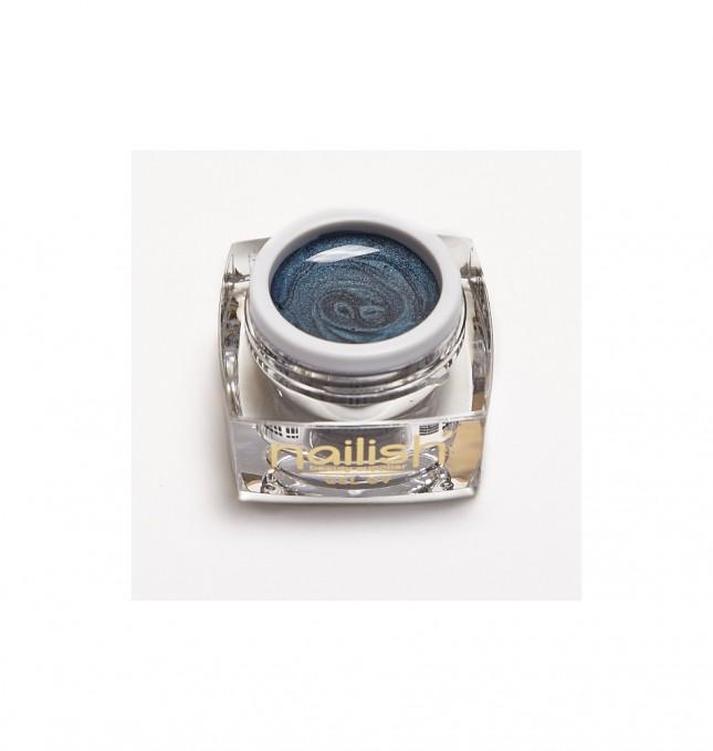 UV -LED -Gel -Cat- Eye- Nailish -Blue- 5ml