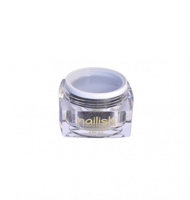 Nailish- Gel -UV - LED- Fiber -Glass- 15 ml.