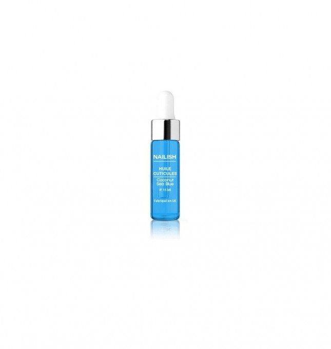 Huile- Cuticules- Coconut- Sea -Blue -15 ml