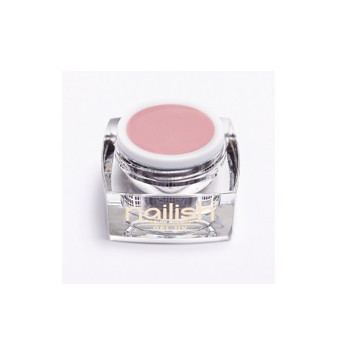 Gel -UV-LED- Color- Nailish -Blush- Rose- 5ml
