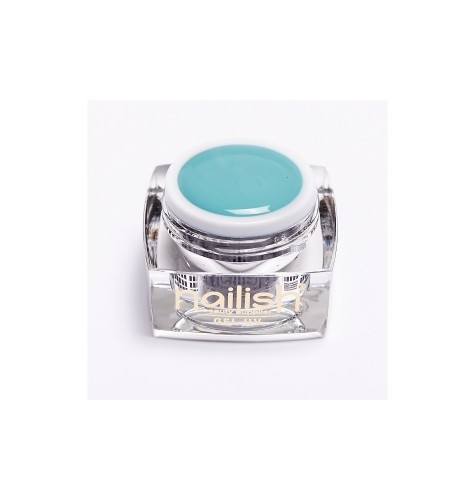 Gel -UV/LED- Color -Nailish -Turquoise- 5 ml
