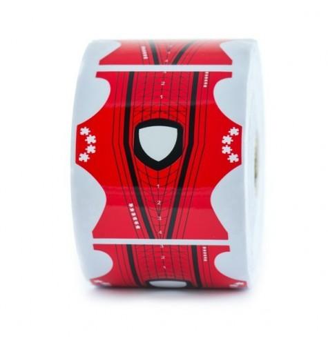 Chablon Stiletto Red 500 stk