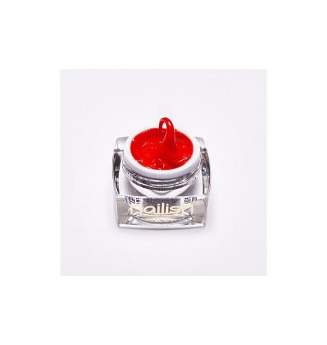 Gel -3D -Les- Mystères- du -Nail- Art- Rouge- 5ml