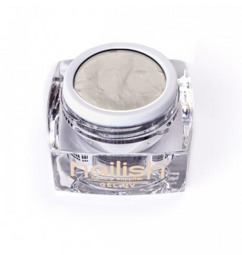 Gel- UV-LED -Plastart -Nailish -White -5ml