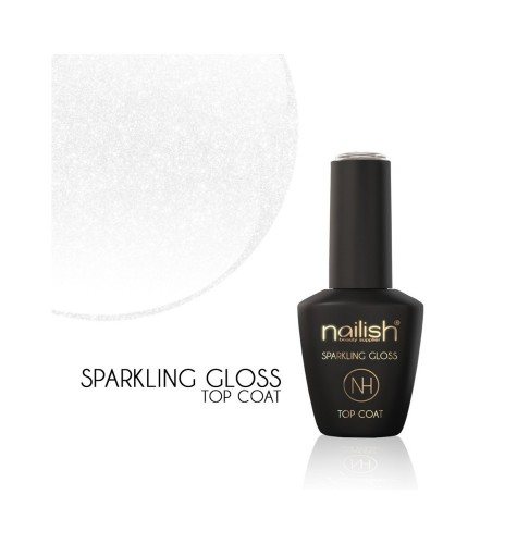 Top Coat Sparkling Gloss