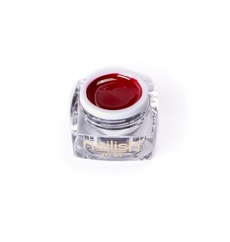 Gel- UV -LED- Color -Nailish -Dark- Red -5ml