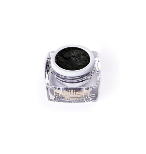 Gel -UV-LED- Plastart- Nailish- Black- 5ml