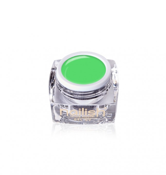 Gel- Neon -UV-LED- Nailish -Apple -Green -5ml