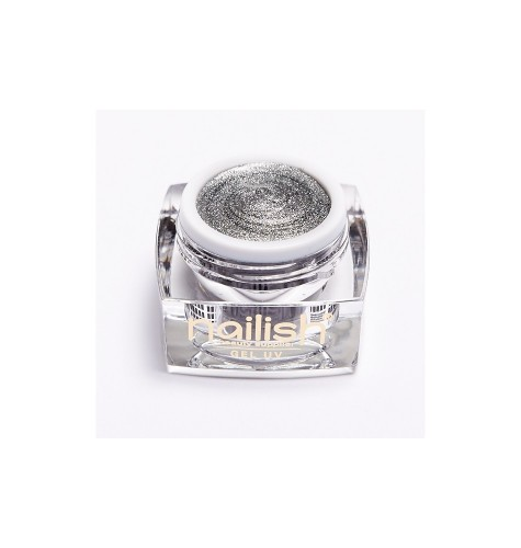UV -LED -Gel- Paint- Nailish -Van- Silver -5ml