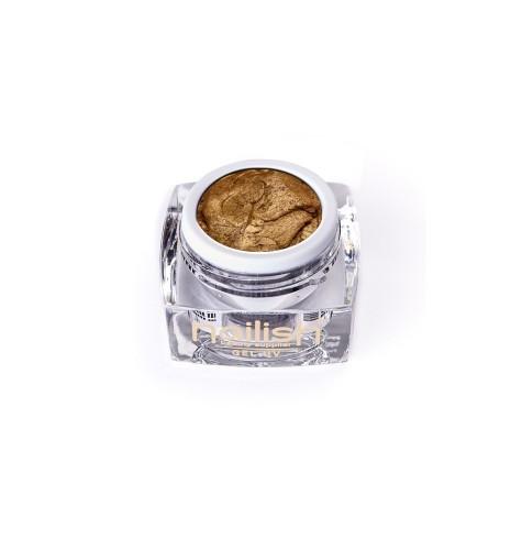 Gel -UV-LED -Plastart -Nailish -Dark -Gold -5ml